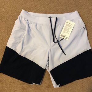 NWT Lululemon train to beach short 8""